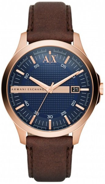 AX2172 - zegarek męski - duże 3