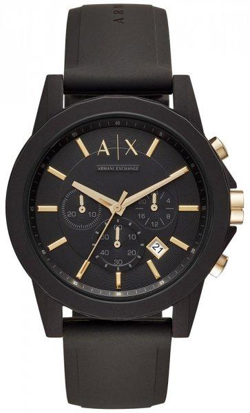 AX7105 - zegarek męski - duże 3