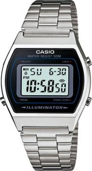 zegarek męski Casio Retro B640WD-1AVEF