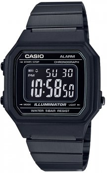 zegarek męski Casio Retro B650WB-1BEF