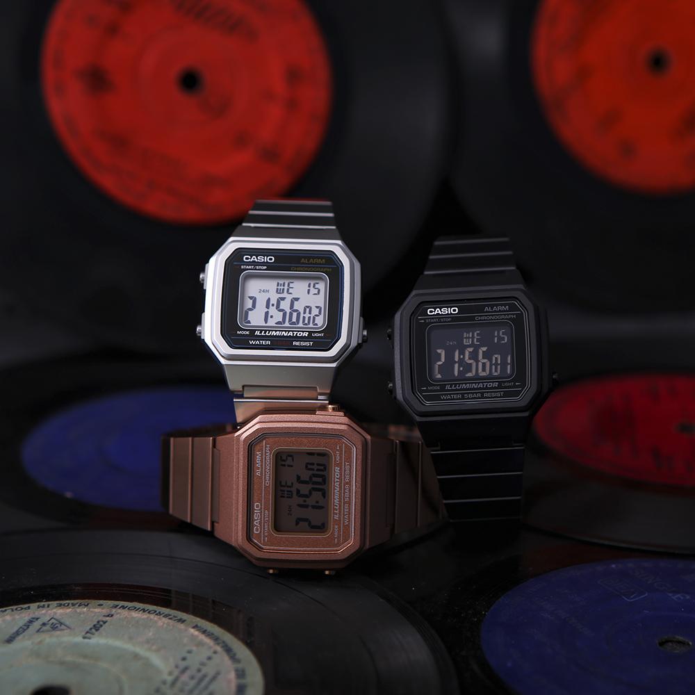 zegarek casio vintage b650wb-1bef sklep poznań