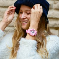 Zegarek damski Casio baby-g BA-110-4A1ER - duże 3