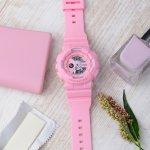 Zegarek damski Casio baby-g BA-110-4A1ER - duże 4