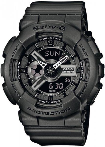 Zegarek Casio BA-110BC-1AER - duże 1
