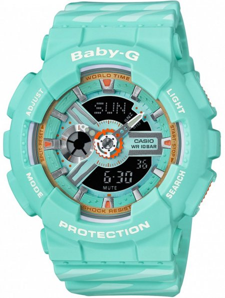Baby-G BA-110CH-3AER Baby-G