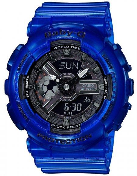 Zegarek Casio Baby-G BA-110CR-2AER - duże 1