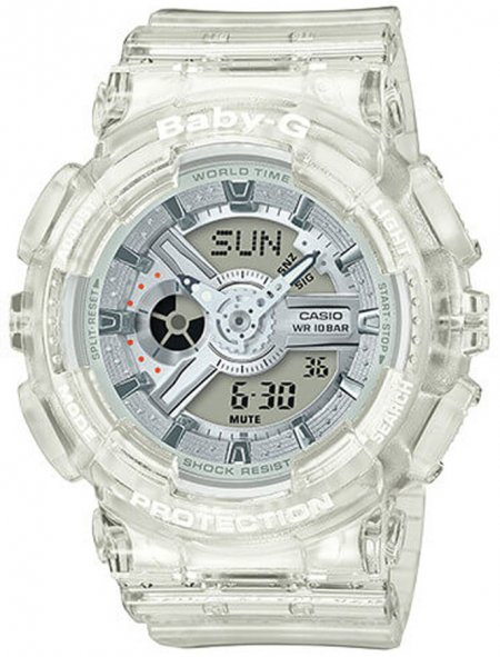 BA-110CR-7AER - zegarek damski - duże 3