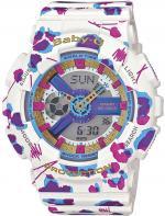 Zegarek damski Casio Baby-G baby-g BA-110FL-7AER - duże 1