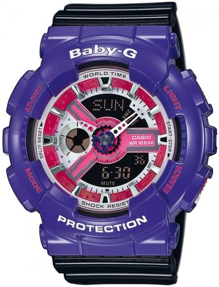 Zegarek Casio Baby-G BA-110NC-6AER - duże 1