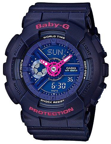Zegarek Casio Baby-G BA-110PP-2AER - duże 1