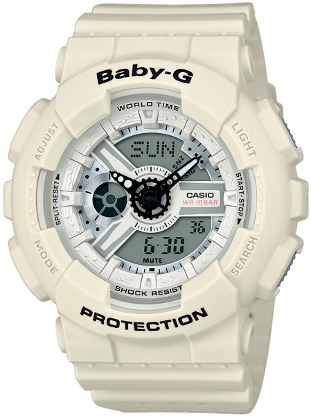 Zegarek Casio Baby-G BA-110PP-7AER - duże 1