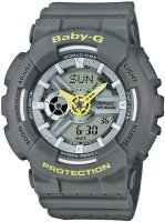 Zegarek damski Casio Baby-G baby-g BA-110PP-8AER - duże 1