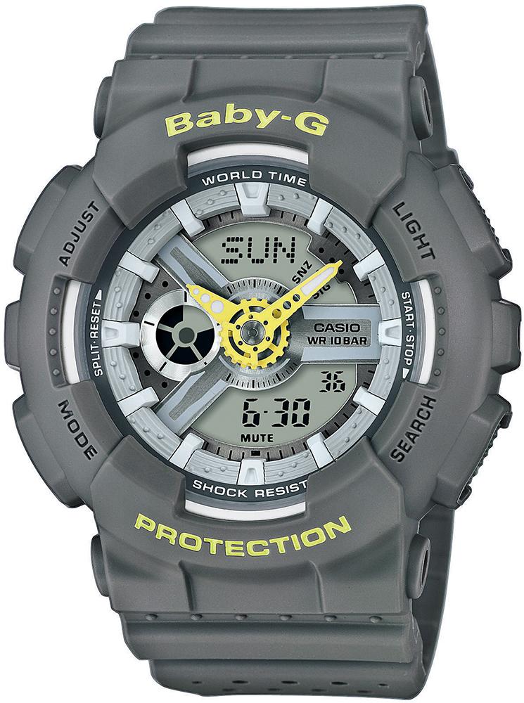 Baby-G BA-110PP-8AER Baby-G