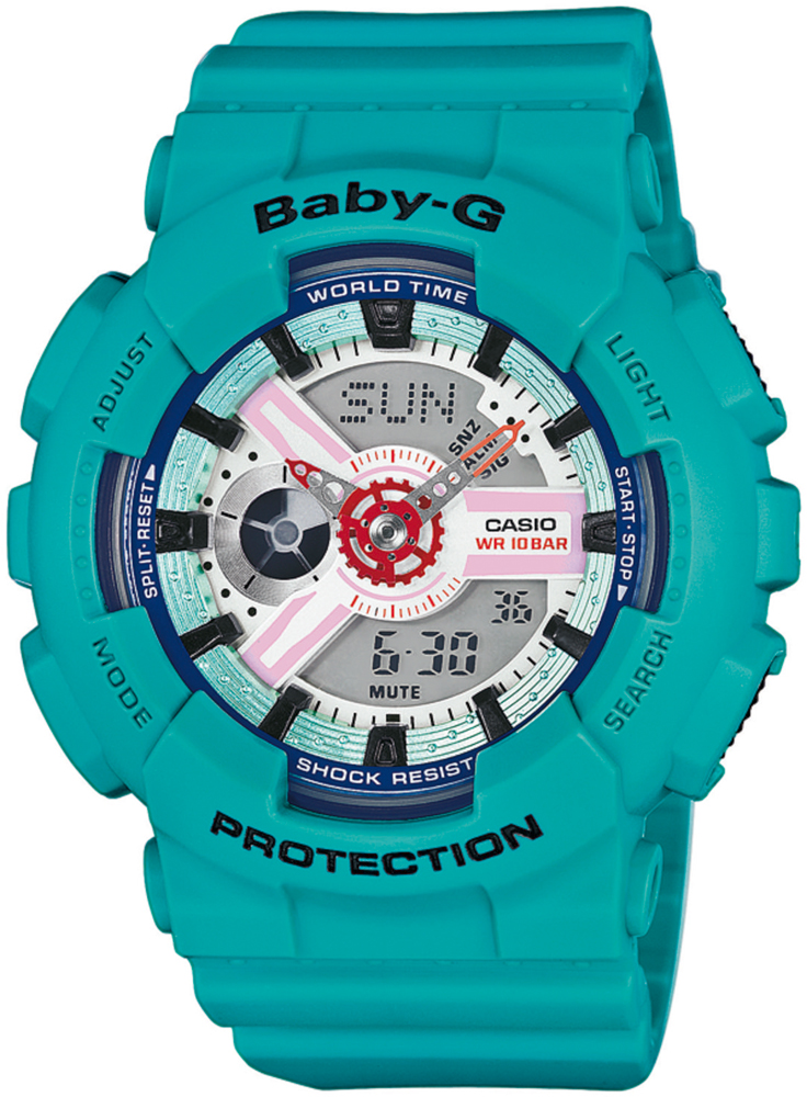 Baby-G BA-110SN-3AER Baby-G