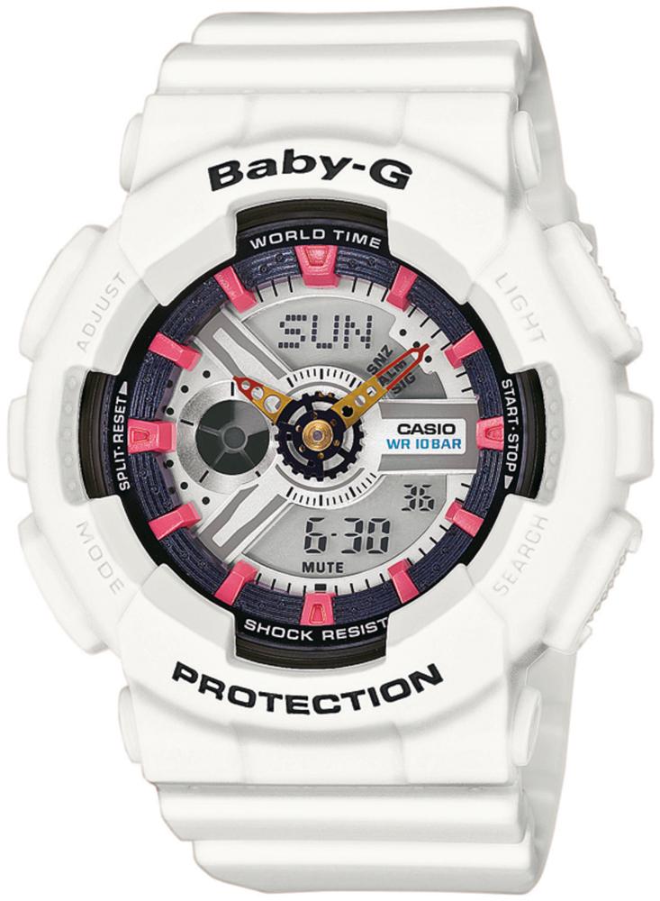 BA-110SN-7AER - zegarek damski - duże 3