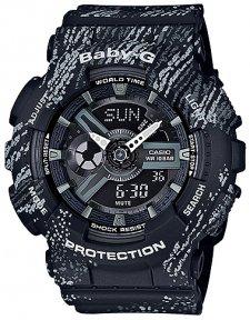 zegarek Mist Texture Scratch Pattern Casio BA-110TX-1AER