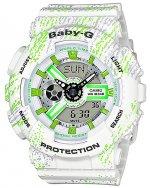 zegarek Mist Texture Scratch Pattern Casio BA-110TX-7AER