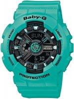 Zegarek damski Casio baby-g BA-111-3AER - duże 1