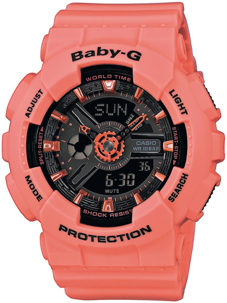 BA-111-4A2ER - zegarek damski - duże 3
