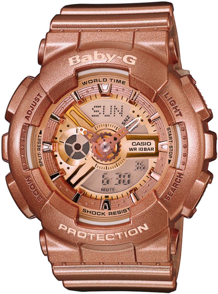 BA-111-4AER - zegarek damski - duże 3