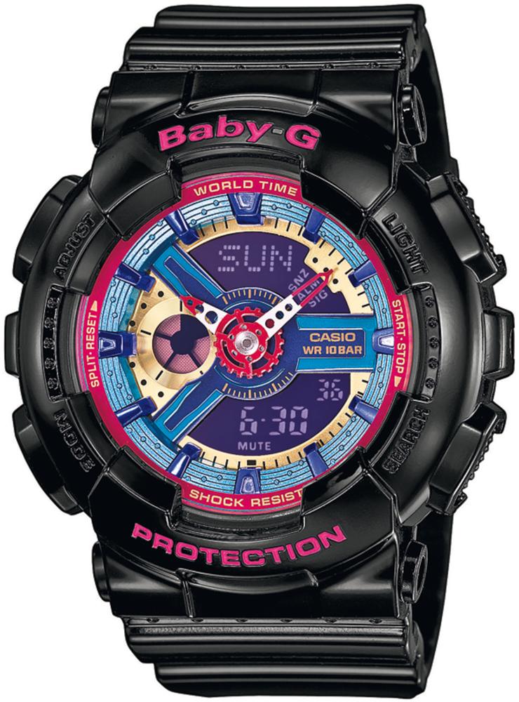 BA-112-1AER - zegarek damski - duże 3