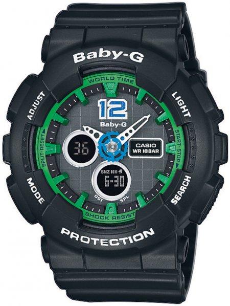 Zegarek Casio Baby-G BA-120-1BER - duże 1
