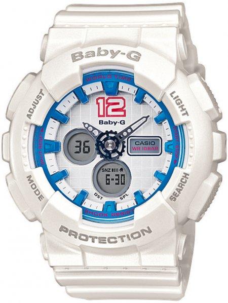 Zegarek Casio Baby-G BA-120-7BER - duże 1