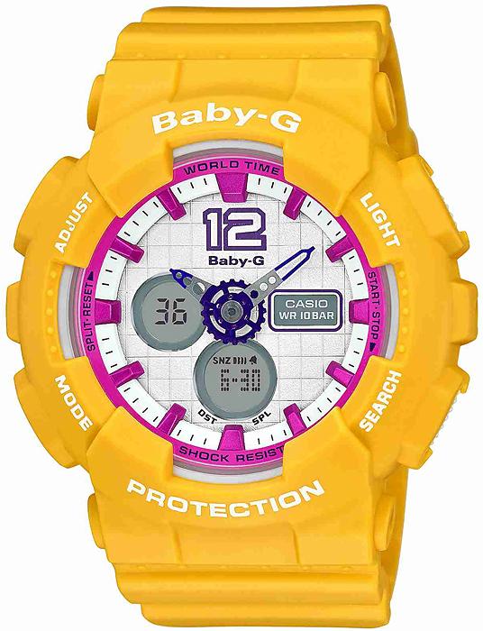 BA-120-9BER - zegarek damski - duże 3