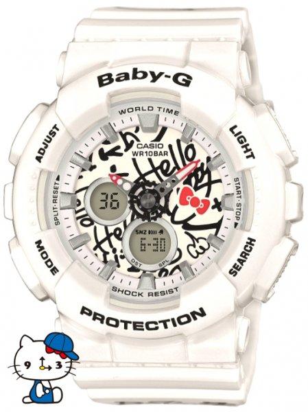 Zegarek Casio BA-120KT-7AER - duże 1