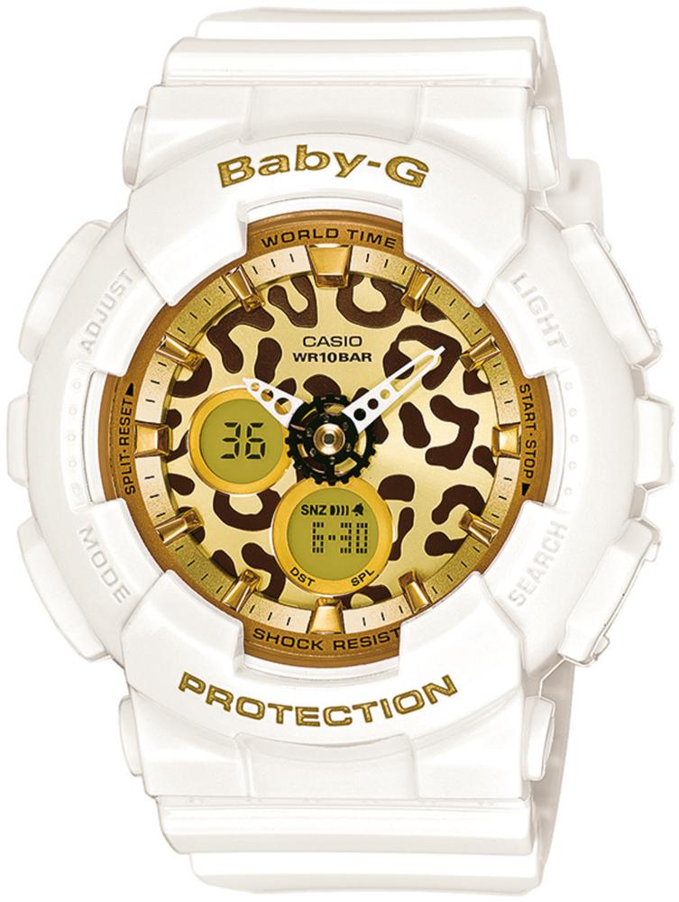 Zegarek Casio Baby-G BA-120LP-7A2ER - duże 1