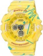Zegarek damski Casio baby-g BA-120SC-9AER - duże 1