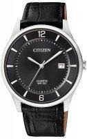 Zegarek męski Citizen leather BD0041-03F - duże 1