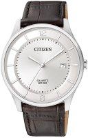 Zegarek męski Citizen leather BD0041-11A - duże 1