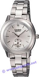 Zegarek damski Casio beside BEL-114D-7A - duże 1