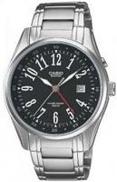 Zegarek męski Casio klasyczne BEM-101D-1AVEF - duże 2