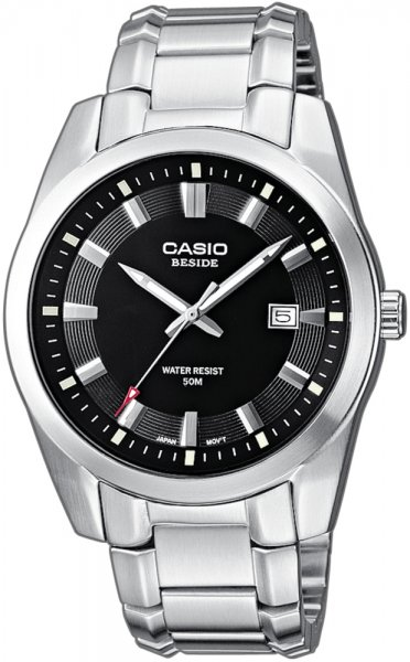 Zegarek męski Casio beside BEM-116D-1AVEF - duże 1