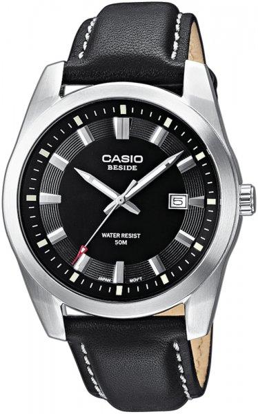 Zegarek Casio BEM-116L-1AVEF - duże 1