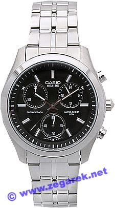 Zegarek męski Casio beside BEM-503D-1AVEF - duże 1