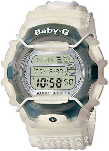 Baby-G BG-1003AN-7ER Baby-G White Shimmer