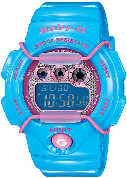 Zegarek damski Casio Baby-G baby-g BG-1005M-2ER - duże 1