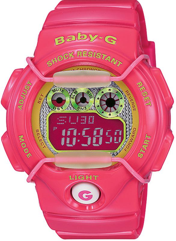 Zegarek damski Casio Baby-G baby-g BG-1005M-4ER - duże 1