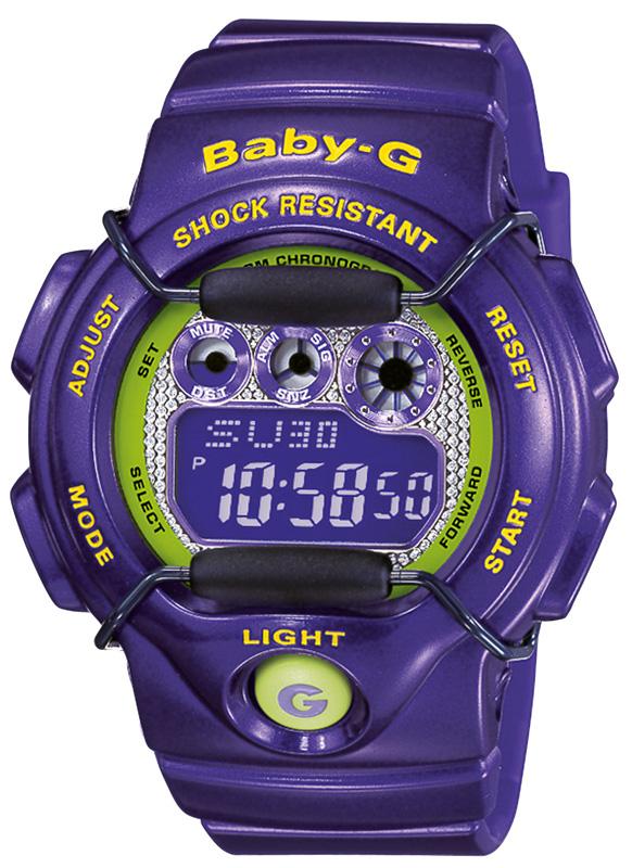 BG-1005M-6ER - zegarek damski - duże 3