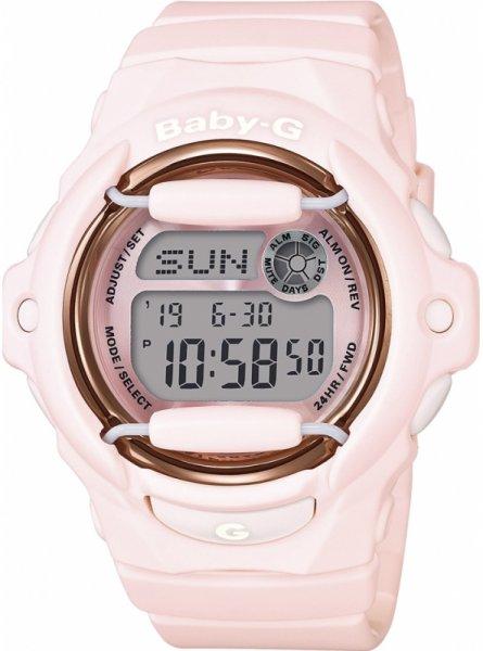 Zegarek Casio - damski - duże 3