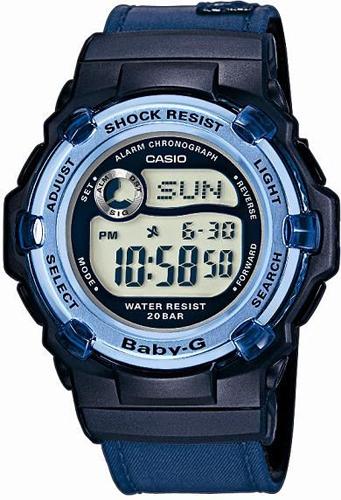 Baby-G BG-3002V-2AER Baby-G Bluerella