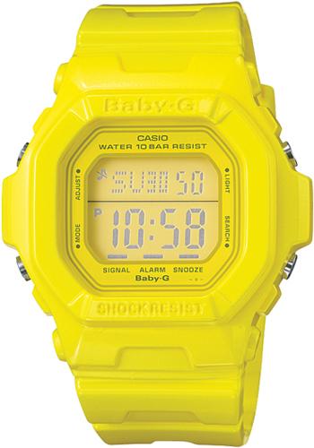 Baby-G BG-5602-9ER Baby-G Yellow Marvel