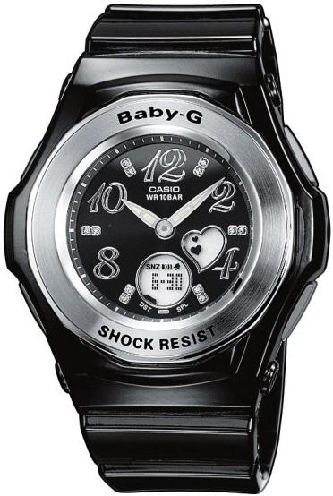 Baby-G BGA-100-1BER Baby-G