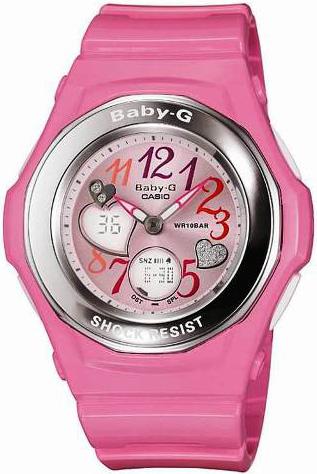 BGA-101-4BER - zegarek damski - duże 3