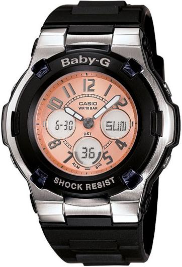 Baby-G BGA-110-1BER Baby-G