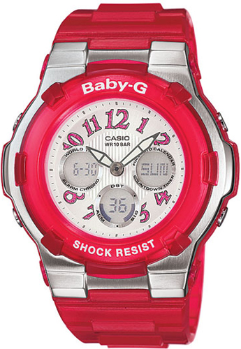 Baby-G BGA-114-4BER Baby-G