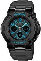 zegarek damski Casio BGA-117-1B2